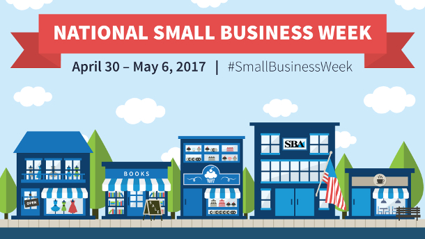 Celebrating National Small Business Week