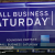 'Small Business Saturday' is November 25