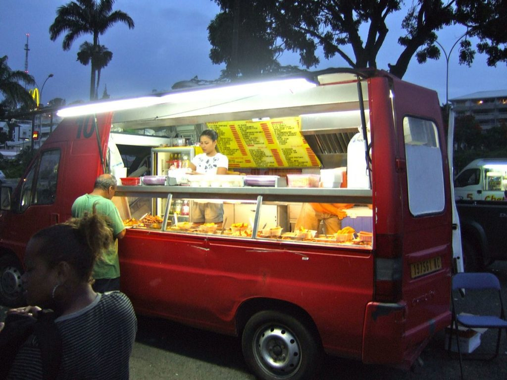 How Big Should A Food Truck Menu Be